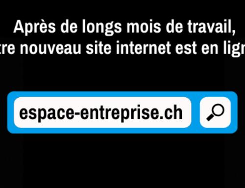 Nouvelle année, nouveau site de l'Espace entreprise!