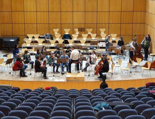 Que fait l'équipe SDG pour l'Orchestre du collège de Genève ?