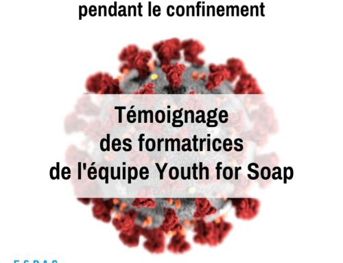 Les conséquences du COVID-19 sur l'Espace Entreprise (équipe Youth for Soap)