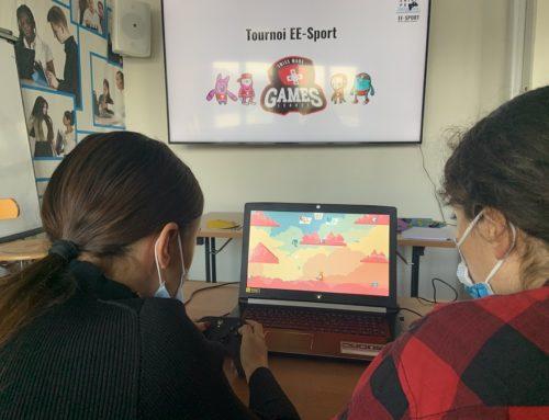 L'équipe CREATEE organise un tournoi de e-sport