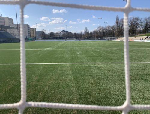 Découverte du nouveau stage externe au Etoile Carouge FC.