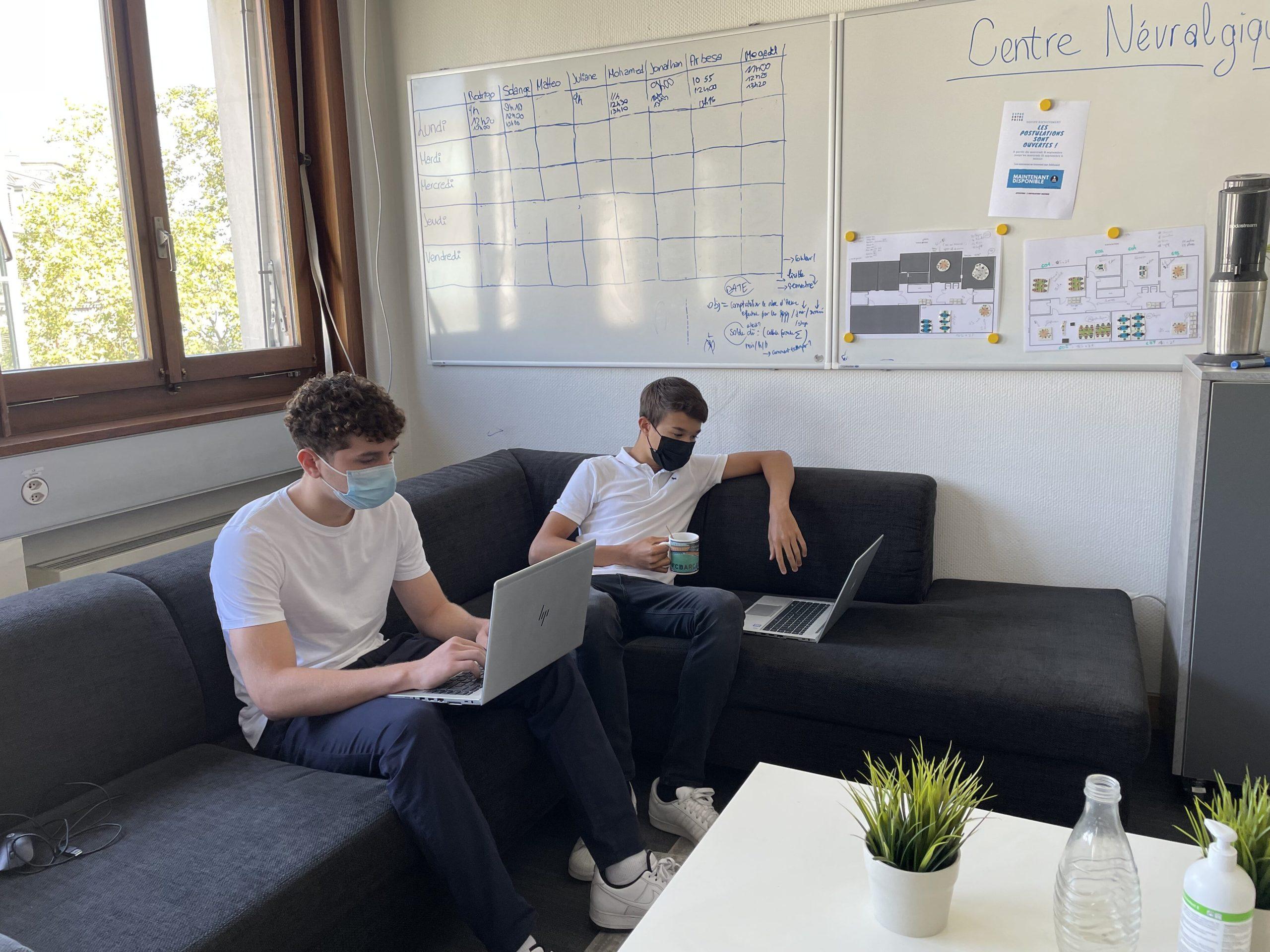 SmartLab : une nouvelle façon de travailler à l'EE